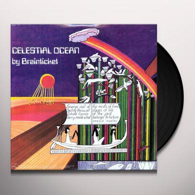 Brainticket CELESTIAL OCEAN Vinyl Record