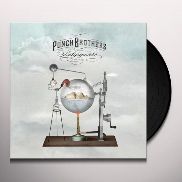 Punch Brothers ANTIFOGMATIC Vinyl Record
