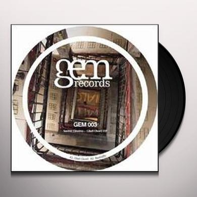 Secret Cinema GLAD CHORD EP (EP) Vinyl Record