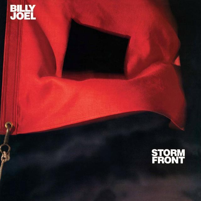 Billy Joel STORM FRONT Vinyl Record - Limited Edition, 180 Gram Pressing