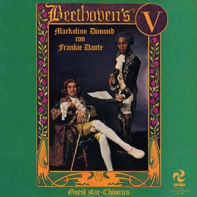 Markolino Dimond / Frankie Dante BEETHOVEN'S V Vinyl Record