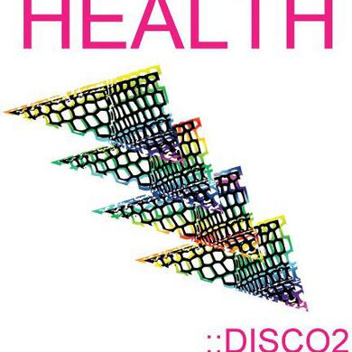 HEALTH / DISCO2 Vinyl Record