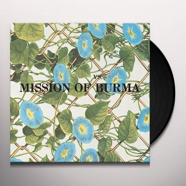Mission Of Burma VS (BONUS TRACKS) Vinyl Record