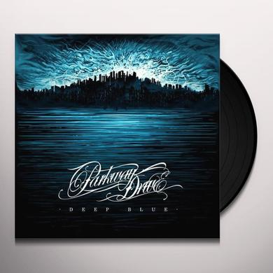 Parkway Drive DEEP BLUE Vinyl Record - Digital Download Included