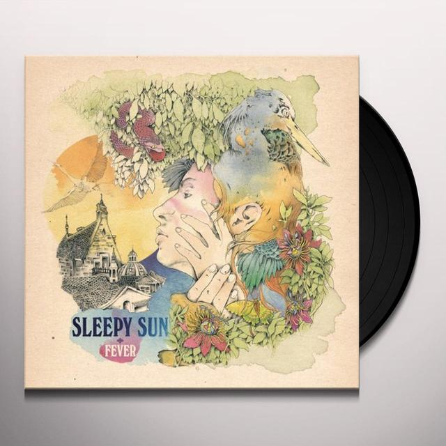 Sleepy Sun FEVER Vinyl Record