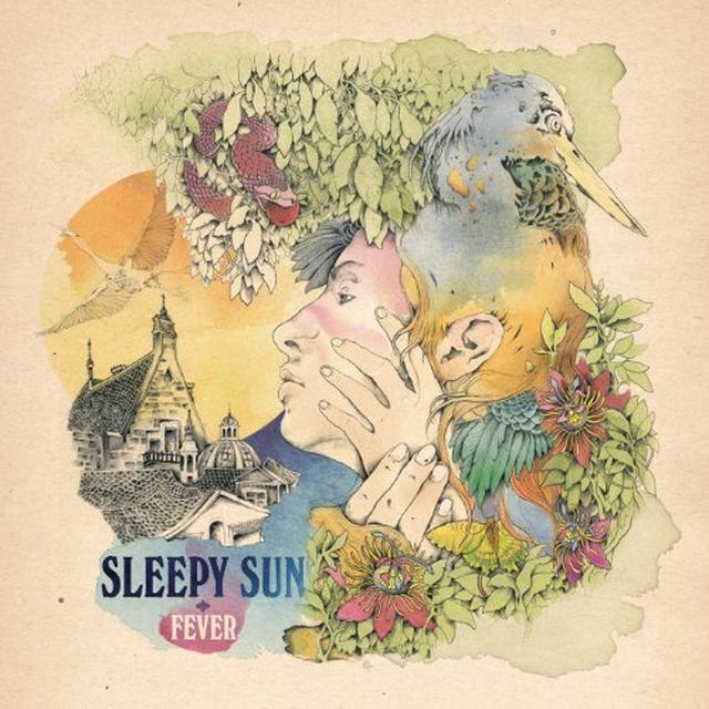 Sleepy Sun FEVER Vinyl Record