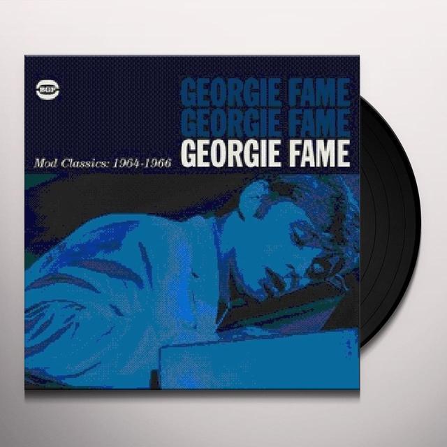 George Fame MOD CLASSICS 1964-66 Vinyl Record