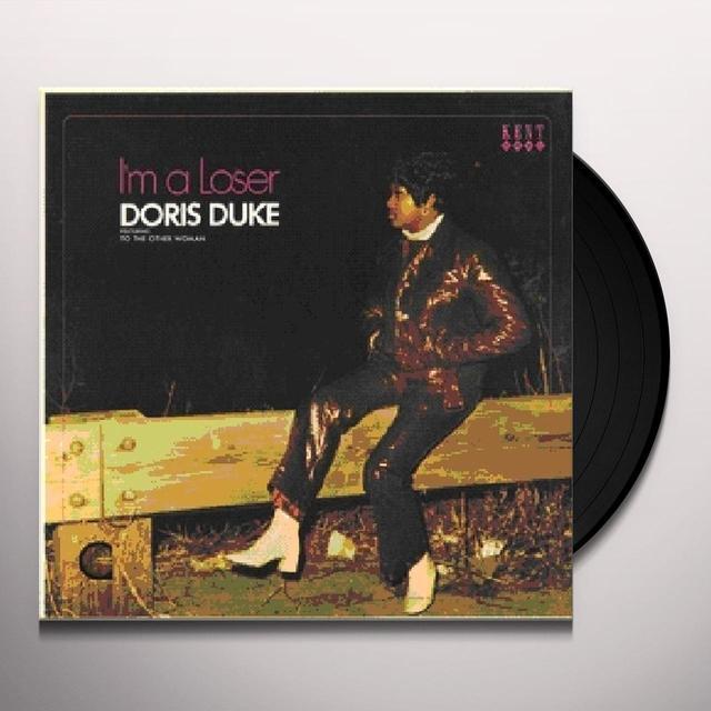 Doris Duke IM A LOOSER Vinyl Record - UK Import