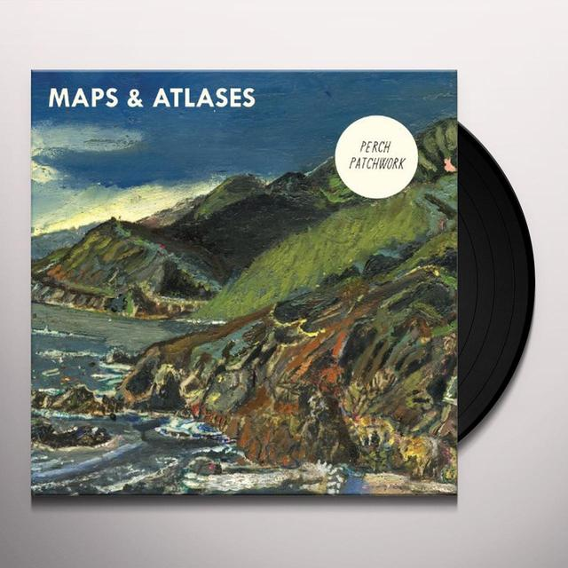 Maps & Atlases PERCH PATCHWORK Vinyl Record