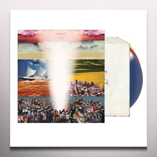 Broken Social Scene FORGIVENESS ROCK RECORD   (BOX) Vinyl Record - Colored Vinyl, Limited Edition, Digital Download Included