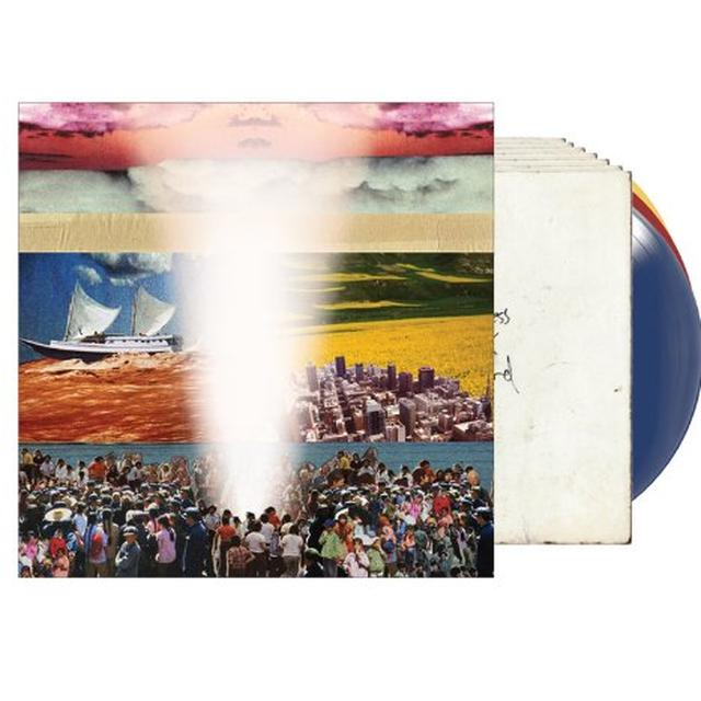 Broken Social Scene FORGIVENESS ROCK RECORD   (BOX) Vinyl Record - Colored Vinyl, Limited Edition, Digital Download Included