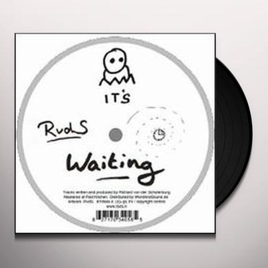 Rvds WAITING (EP) Vinyl Record