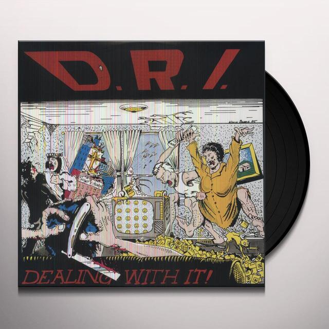 Dri DEALING WITH IT Vinyl Record