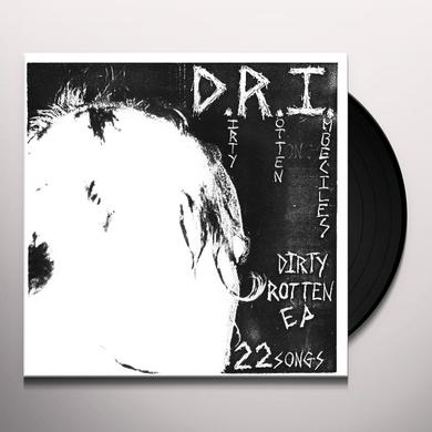 Dri DIRTY ROTTEN Vinyl Record