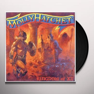 Molly Hatchet KINGDOM OF XXII (BONUS TRACK) Vinyl Record