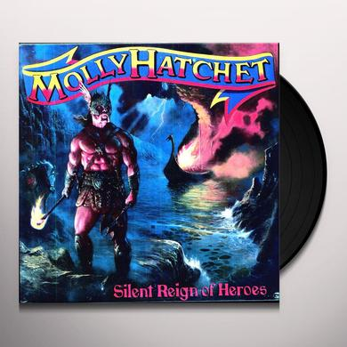 Molly Hatchet SILENT REIGN OF HEROES Vinyl Record