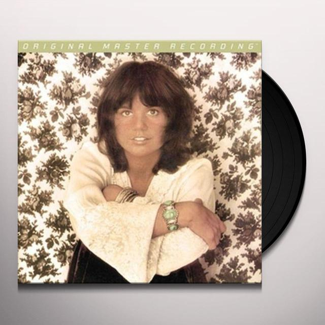 Linda Ronstadt DON'T CRY NOW (OMR) Vinyl Record