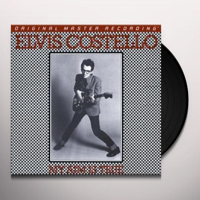 Elvis Costello MY AIM IS TRUE (OMR) Vinyl Record