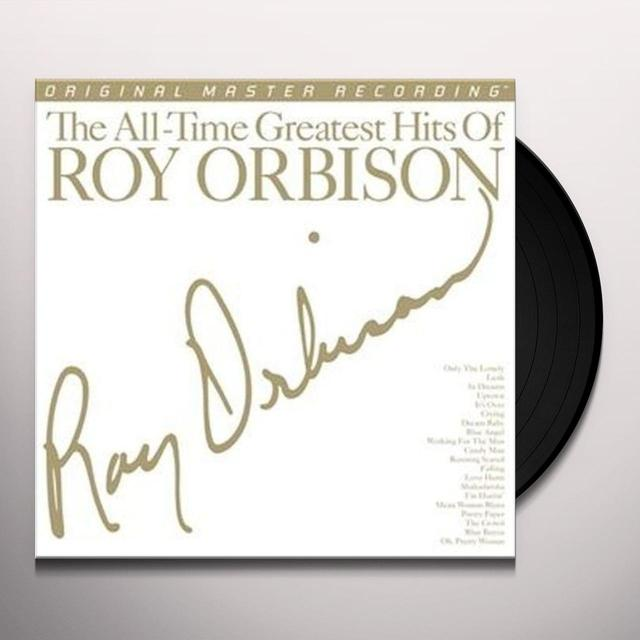 Roy Orbison ALL TIME GREATEST HITS Vinyl Record