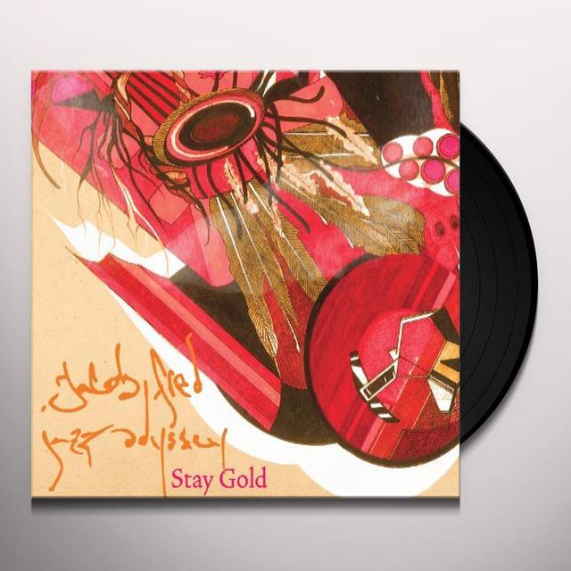 Jacob Fred Jazz Odyssey STAY GOLD Vinyl Record