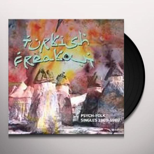 TURKISH FREAKOUT / VARIOUS Vinyl Record