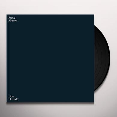 Steve Mason BOYS OUTSIDE Vinyl Record
