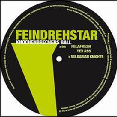 Feindrehstar KNOCHENBRECHERS BALL Vinyl Record