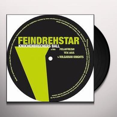 Feindrehstar KNOCHENBRECHERS BALL (EP) Vinyl Record