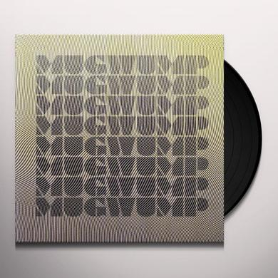 Mugwump CONGREGATION OF DISCALCED CLERKS / CONCRETE (EP) Vinyl Record