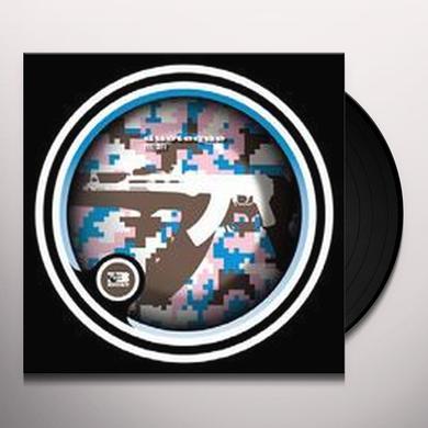 Duoteque NEON Vinyl Record