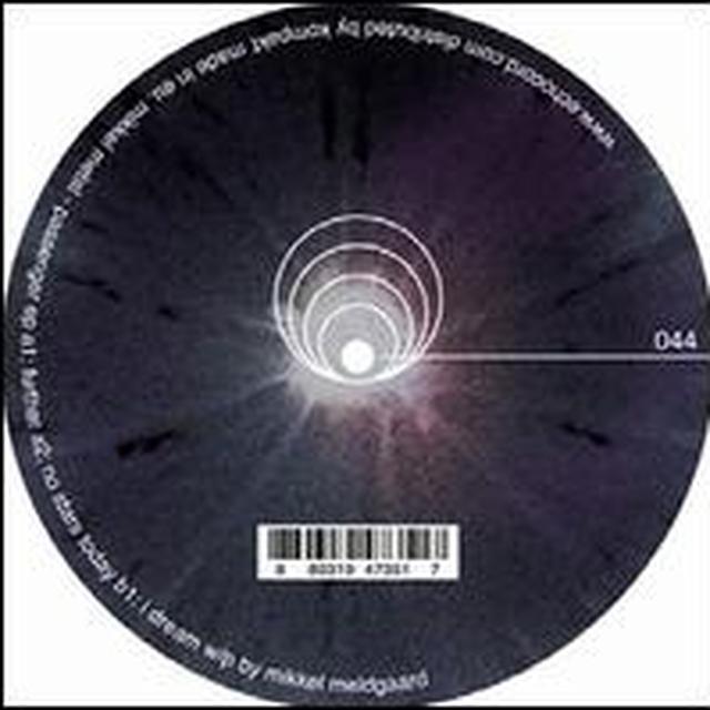 Mikkel Metal PASSENGER Vinyl Record