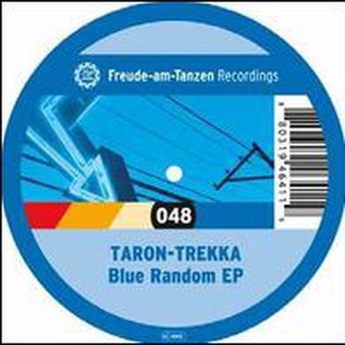 Taron-Trekka BLUE RANDOM Vinyl Record