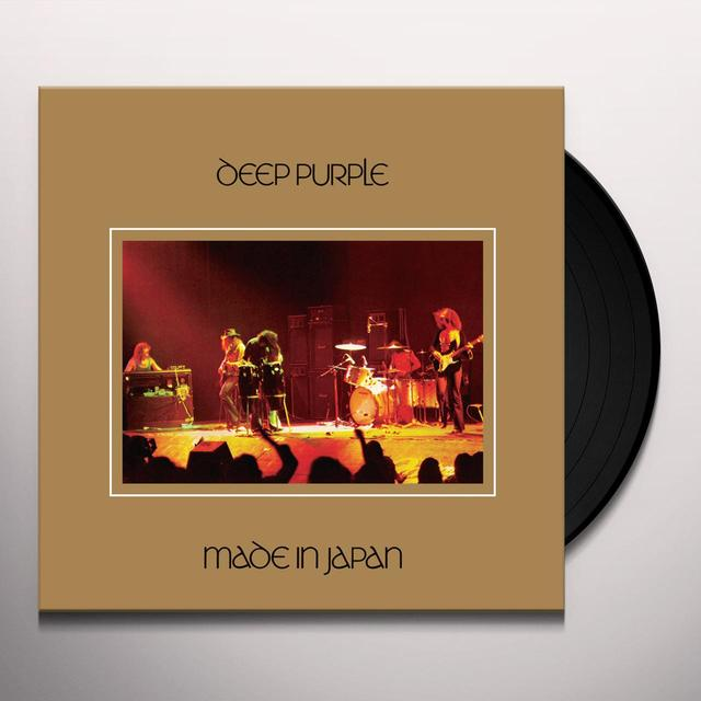 Deep Purple MADE IN JAPAN Vinyl Record - Limited Edition, 180 Gram Pressing