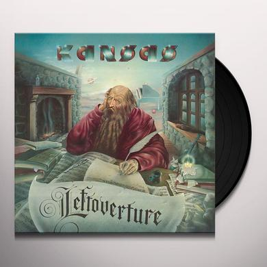 Kansas LEFTOVERTURE Vinyl Record