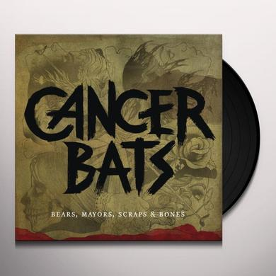Cancer Bats BEARS MAYORS SCRAPS & BONES Vinyl Record