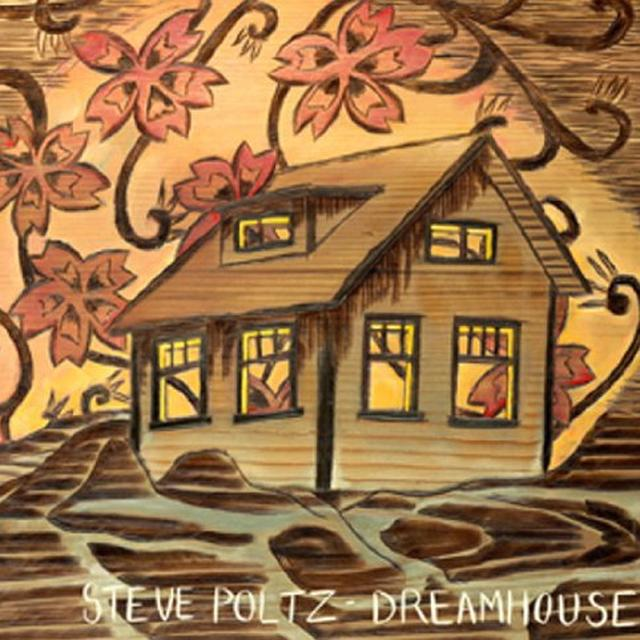 Steve Poltz DREAMHOUSE Vinyl Record