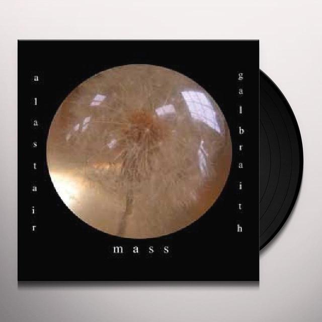 Alastair Galbraith MASS Vinyl Record