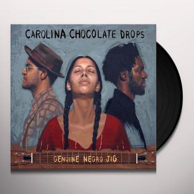 Carolina Chocolate Drops GENUINE NEGRO JIG (BONUS CD) Vinyl Record