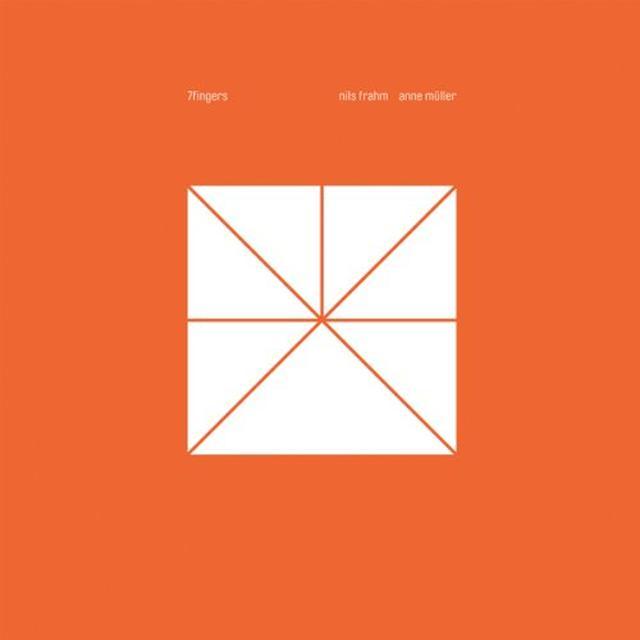 Nils Frahm / Anne Muller 7 FINGERS Vinyl Record