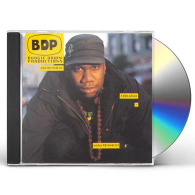 Boogie Down Productions EDUTAINMENT CD