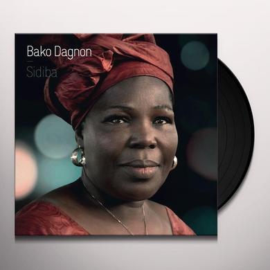 Bako Dagnon SIDIBA Vinyl Record