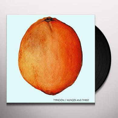 Typhoon HUNGER & THIRST Vinyl Record