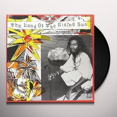 Jamiel Shabaka LAND OF THE RISING SUN Vinyl Record