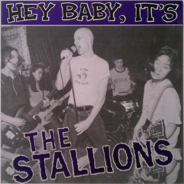 HEY BABY IT'S THE STALLIONS Vinyl Record