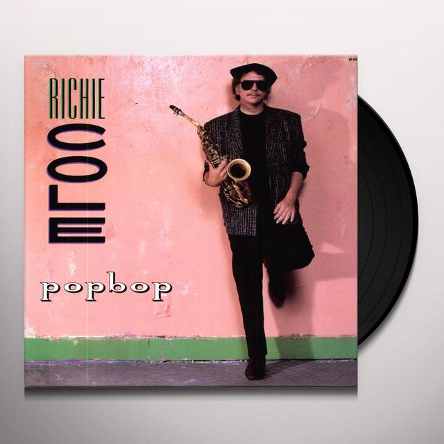 Richie Cole POPBOP Vinyl Record