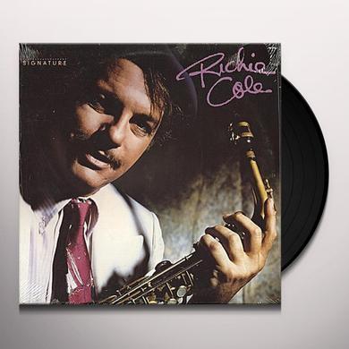 Richie Cole SIGNATURE Vinyl Record