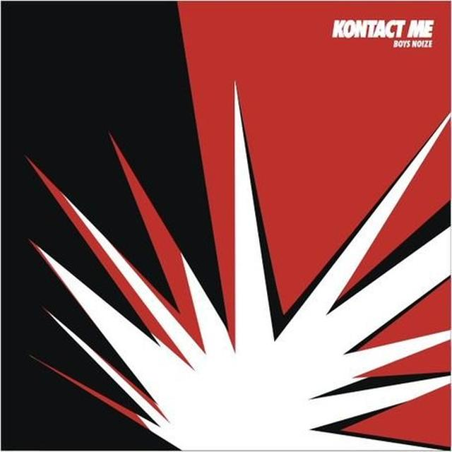 Boys Noize KONTACT ME REMIXES Vinyl Record