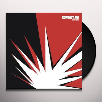 Boys Noize KONTACT ME REMIXES (EP) Vinyl Record - Remixes