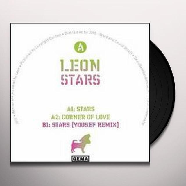 Leon STARS (EP) Vinyl Record