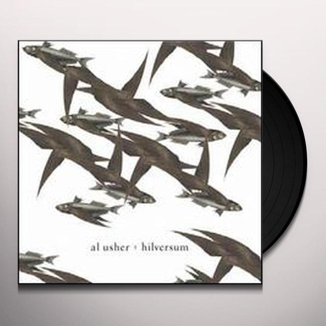 Al Usher HILVERSUM Vinyl Record